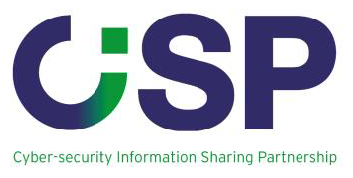 Cyber-Security Information Sharing Partnership logo
