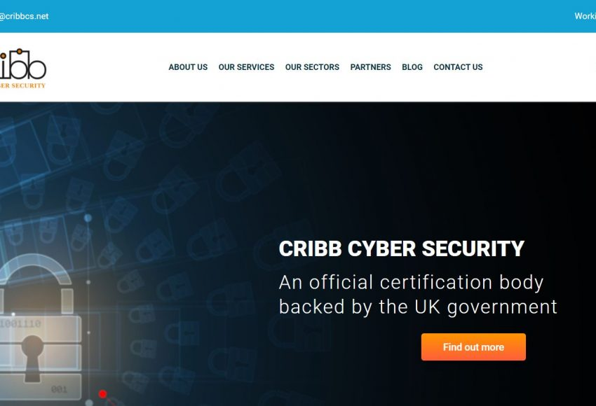Cyber Security Experts Update CRIBB Website